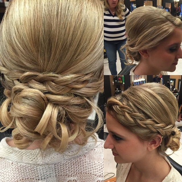 Prom Hairstyles For Thin Hair: 17 Best Ideas About Teased Updo On Pinterest