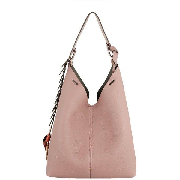 Anya Hindmarch Small Circle Grain Bucket Bag (5.295 BRL) ❤ liked on Polyvore featuring bags, handbags, shoulder bags, anya hindmarch, anya hindmarch handbags and anya hindmarch purse