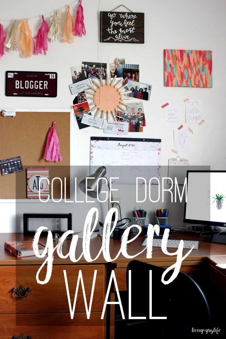 Things you need for dorm room-7245