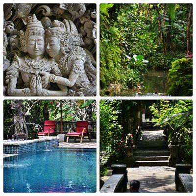 Agung Rai Museum of Art, ARMA Ubud, lovely place
