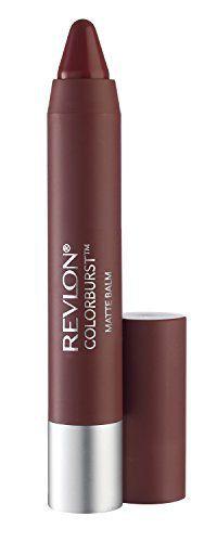 Revlon Rouge à Lèvres Colorburst Crayon Mat 2,7 g N°225 Sultry: Tweet Découvrez le baume lèvres crayon colorbust 2,7g, 225 – Sultry, de la…
