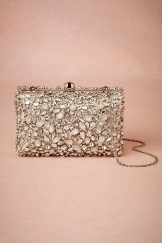 such a pretty bag - perfect for a wedding or prom