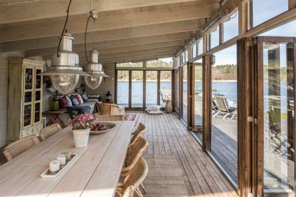 DECO: Una bonita casa de playa llena de luz | Decorar tu casa es facilisimo.com