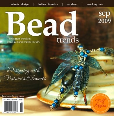 Bead Trends Magazine Sept 2009 | Northridge Publishing: 2009 Going, Magazines Beads, September 2009, Jewelry Beads Magazines, Magazines September, Beads Trends, 2009 Sbc, Beads Book, Trends Magazines