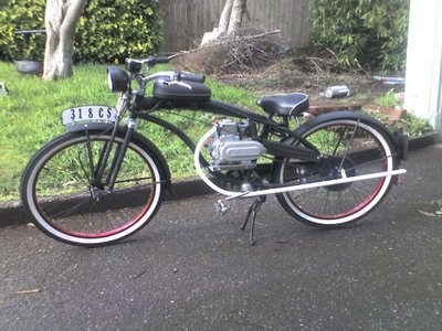 Ride the Machine: Gallery: Motorized Bicycles.