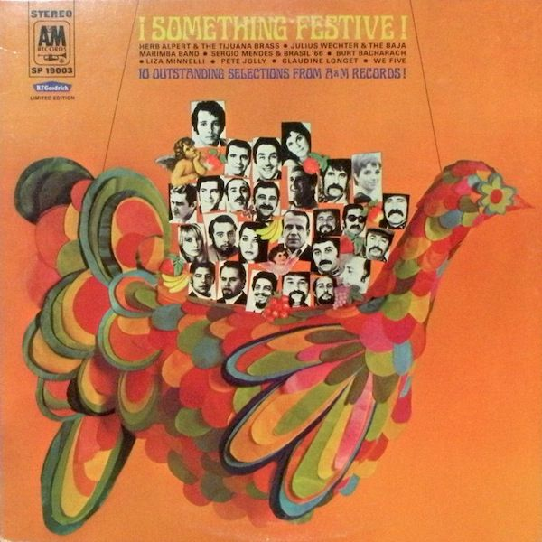 Various - Something Festive (Vinyl, LP) at Discogs  1968/compilation