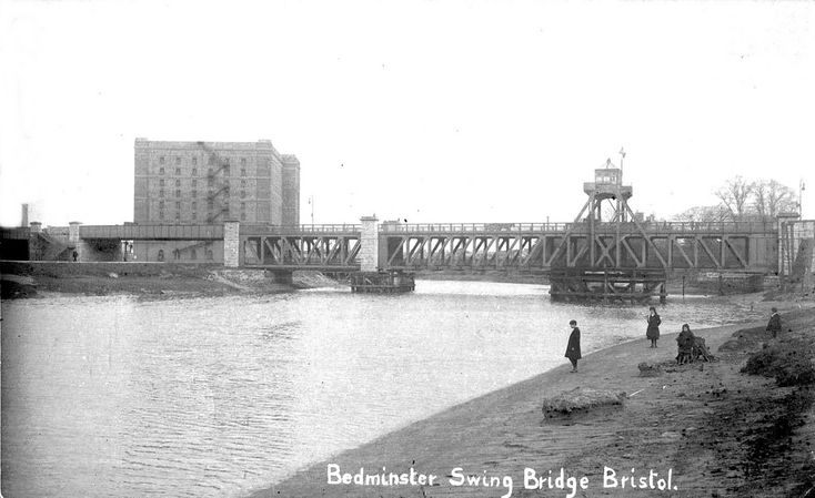 Bedminster Swing Bridge, Bristol | by brizzle born and bred