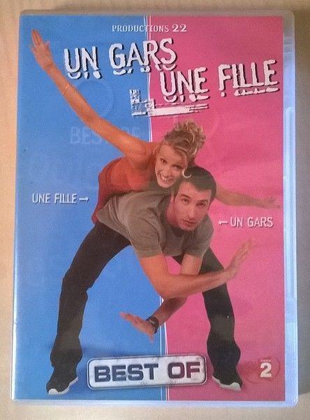 DVD série TV - BEST OF - Un Gars Une Fille