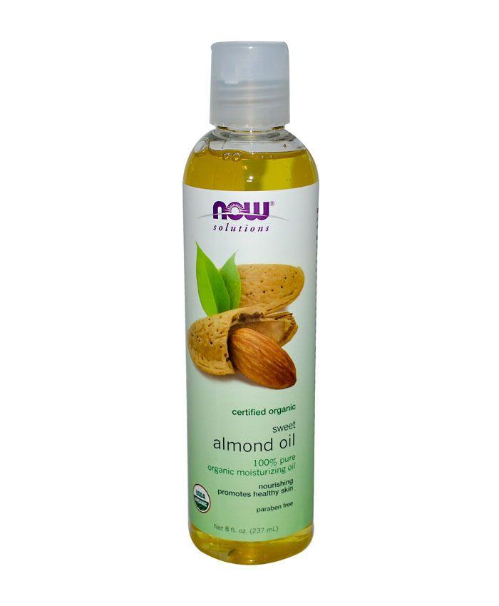 Масло Now Foods Sweet Almond Oil, изготовленное из сладкого миндаля, завоевало миллионы поклонников благодаря своей легкой текстуре, приятному аромату и высокому качеству.