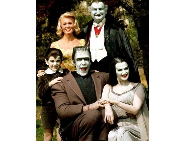 Crazy, Fun and Interesting #Halloween #Fashion for You and Your Family: Family Halloween costume ideas - TV Show Munsters Characters   #FashionLady