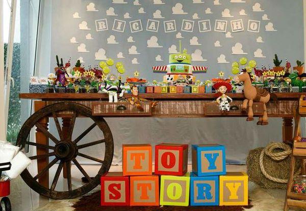 Festa Toy Story: 40 ideias irresistíveis!