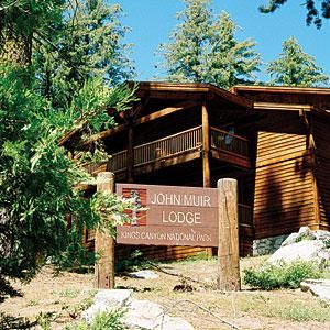 Kings Canyon & Sequoia National Park Lodging - Sunset Mobile