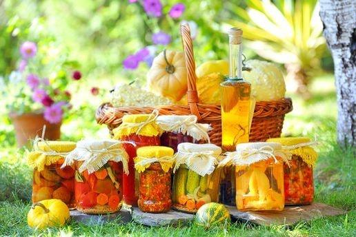 Conserves - Recettes de Cuisine Economique