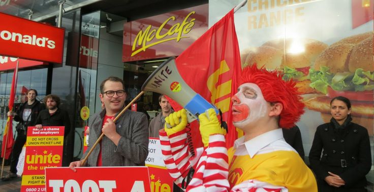 McDonald's Employees Striking for Higher Wages Should See What Happened After Obama Hiked Wages on Military Bases. Like the care in VA Hospitals being a crystal ball for Obamacare, raising the minimum wage on federal installations is having the exact effect experts predicted-restaurants are closing, jobs are being lost.