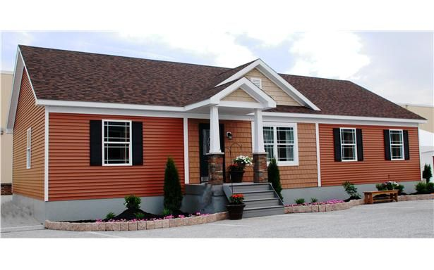 The gala 6 gallery modular home manufacturer ritz for Ranch style homes in maryland