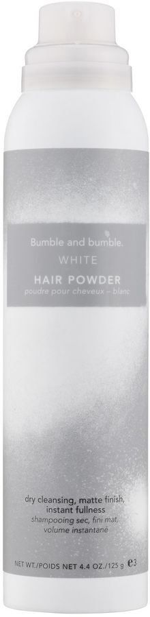 Pin for Later: Blondes Will Certainly Have More Fun After Using These Products Bumble and Bumble White Hair Powder Bumble and Bumble White Hair Powder (£28)