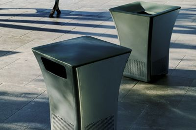 35 Pitch Litter Receptacle