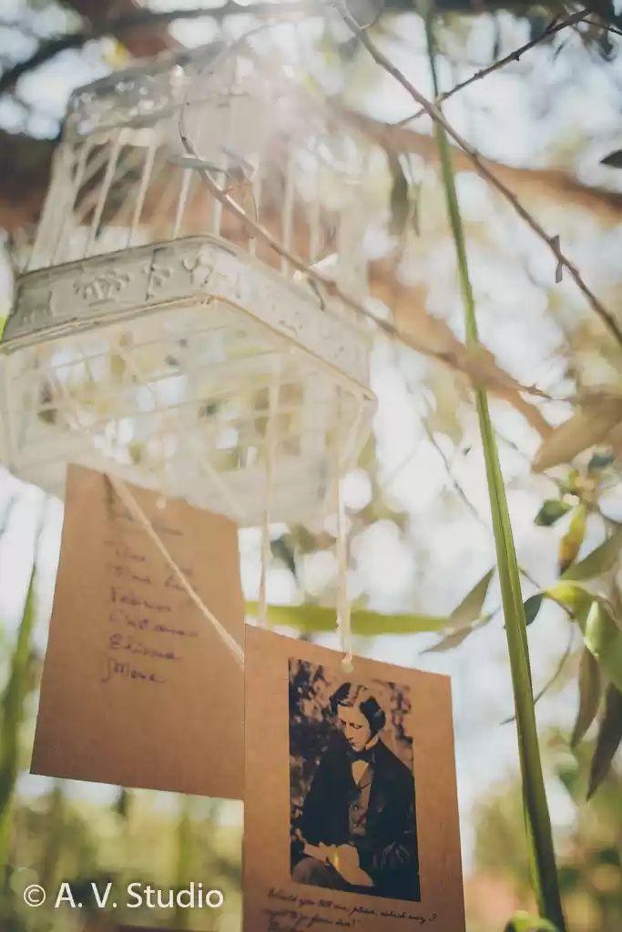 Tableau de mariage by @emmacose : blog.a-v-studio.it/blog?p=2418