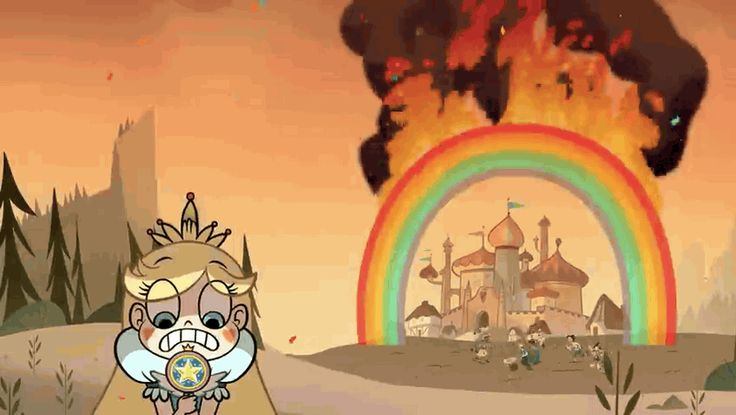 "We're Starstruck for ""Star vs. the Forces of Evil"" 