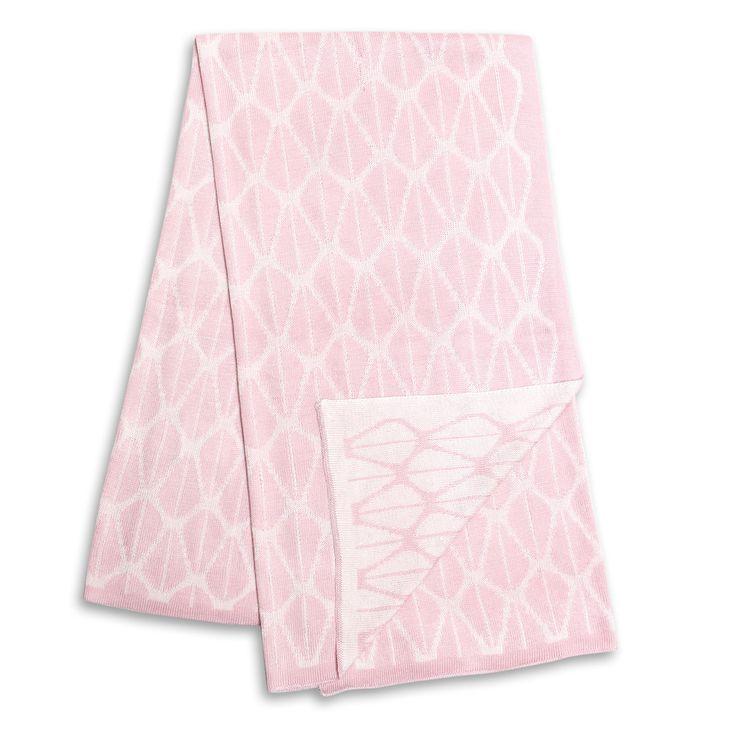 Peanut Shell Bamboo Blanket - Pink