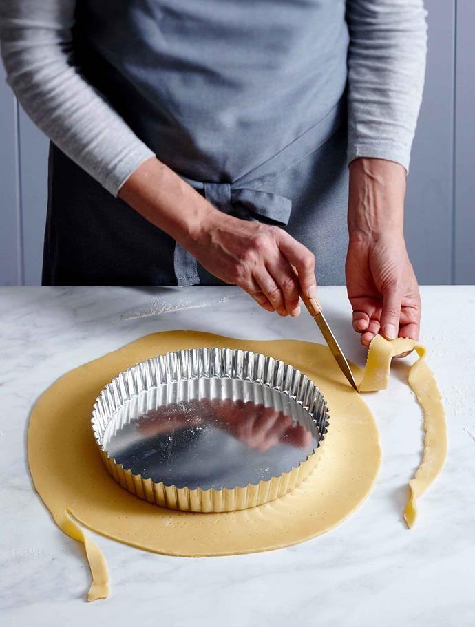 Maggie Beer S Sour Cream Pastry Recipe In 2020 Sour Cream Pastry Beer Recipes Recipes