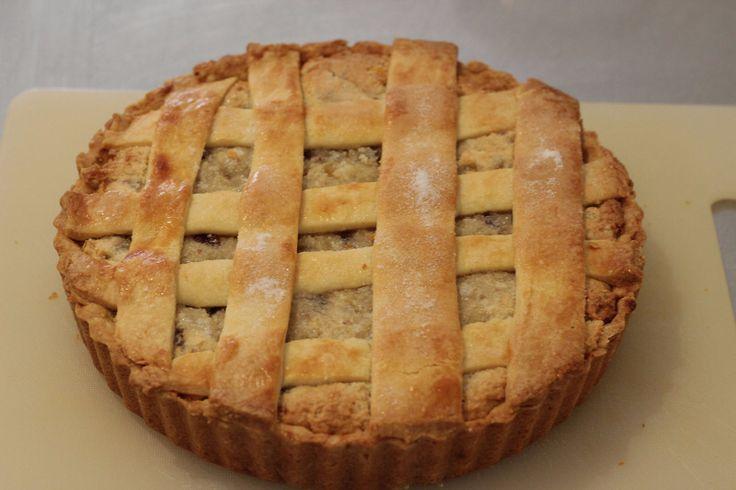 Almond Cake (torts tal-lewz)