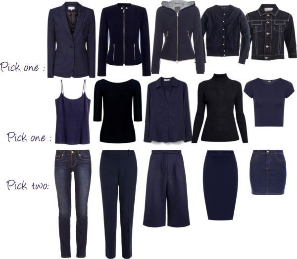 core four options navy