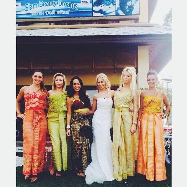 Les marseillais en Thaïlande Le mariage de adixia et paga  #pagadix #bbadixia #lovemelikeado