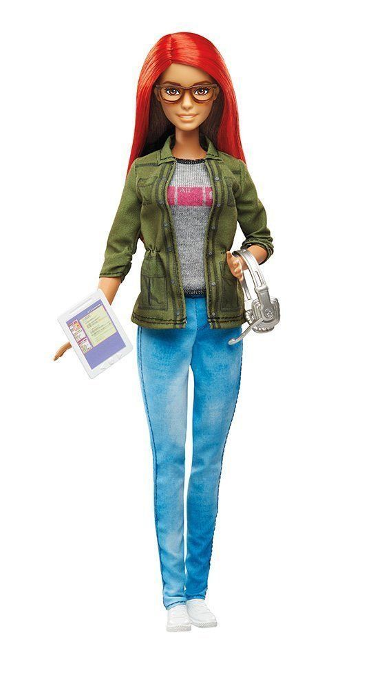 NEW! 2016 Career of the Year Barbie Careers Game Developer Doll ~ Teresa #Mattel