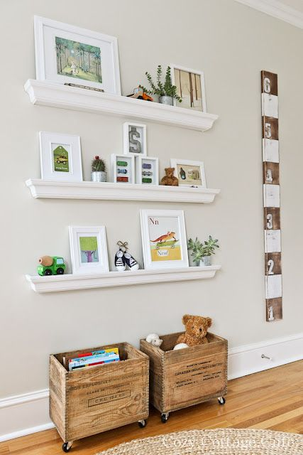 "Picture Perfect ""REAL"" Kid's Nursery"