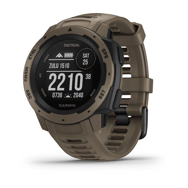 Instinct Tactical Edition In 2020 Tactical Watch Smart Watch