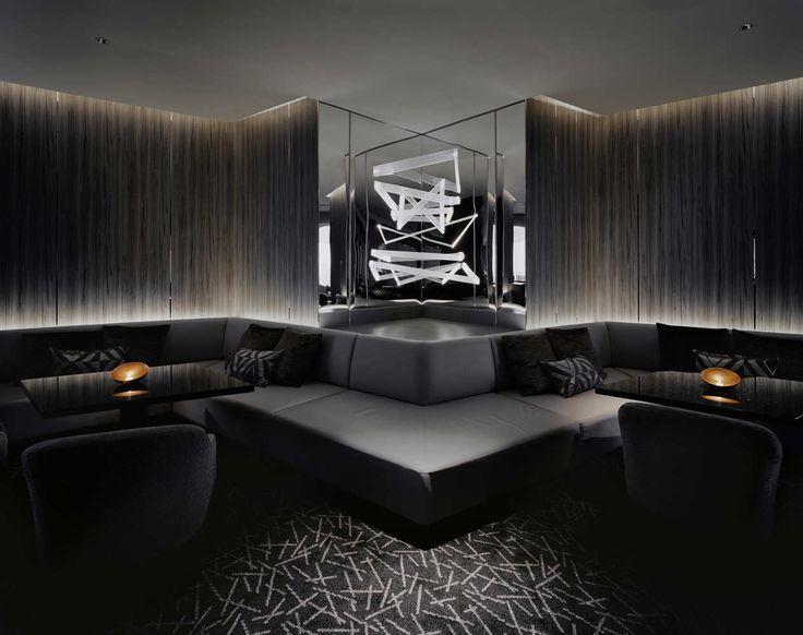 Die besten 17 ideen zu bar lounge auf pinterest bar designs restaurant design und caf design - Moderne lounge en voormalig ...