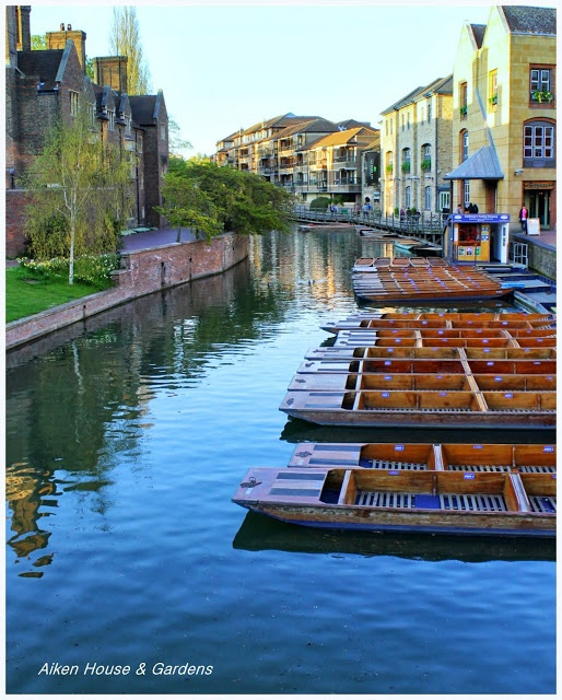 Cambridge, England http://www.tripadvisor.co.uk/Tourism-g186225-Cambridge_Cambridgeshire_England-Vacations.html