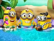 Minions Pool Party is a free Movie Games. Here you can play this game online for free in full-screen mode in your browser for free without any annoying AD