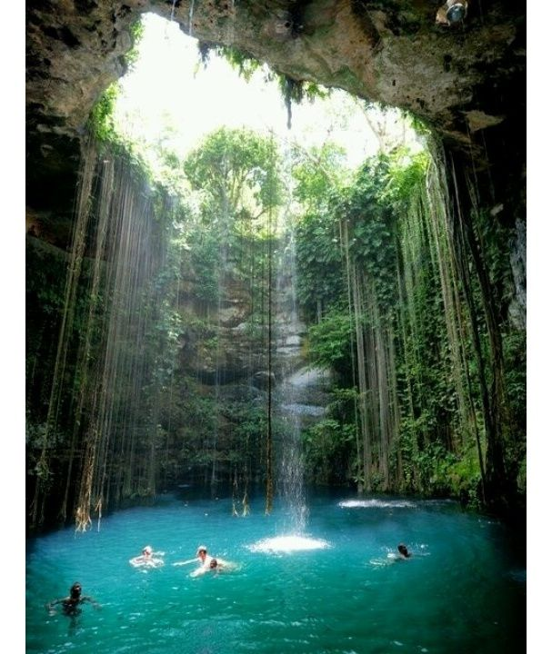 Grand Cenote, Tulum, Mexique