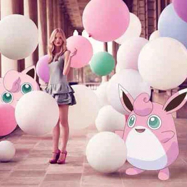 Pokemon x Fashion = Love - @pushitmagazine- #webstagram