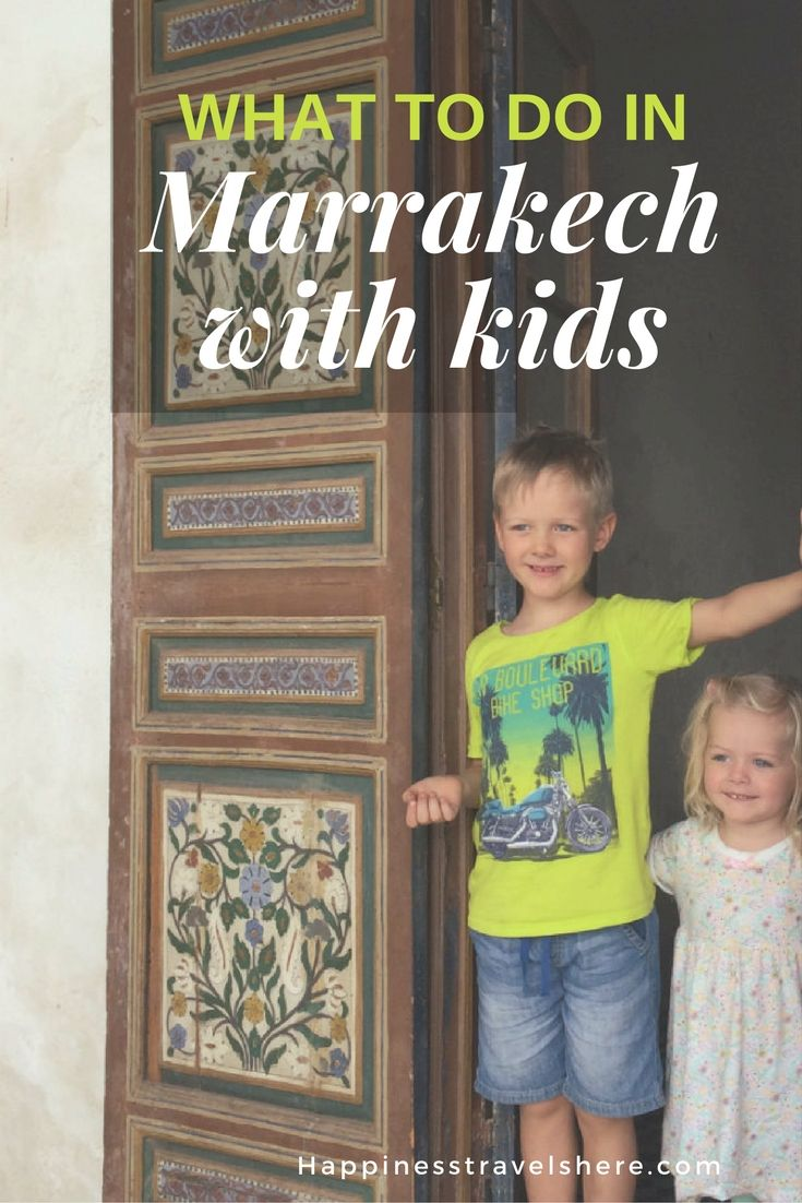 Heading to Marrakech with kids. This city is lively and bustling, full of life and energy. I can be overwhelming at times so check out this post for tips on what to do in Marrakech, Morocco to ensure you have a wonderful visit.