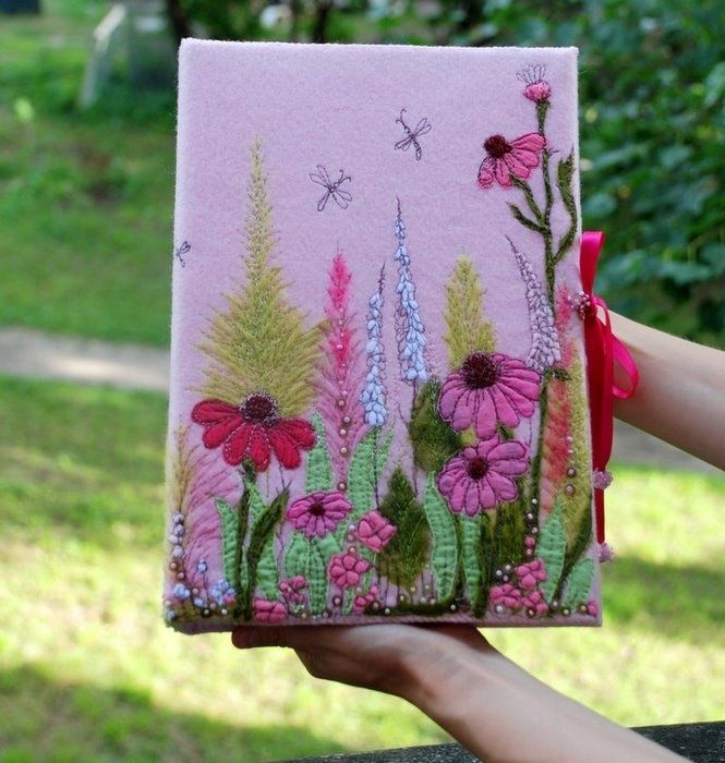 felt craft ideas | spring crafts: miracle felt pictures handmade – ideas - crafts ideas ...
