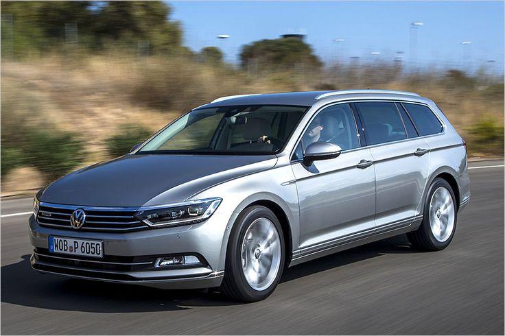 VW Passat Variant, die achte Generation