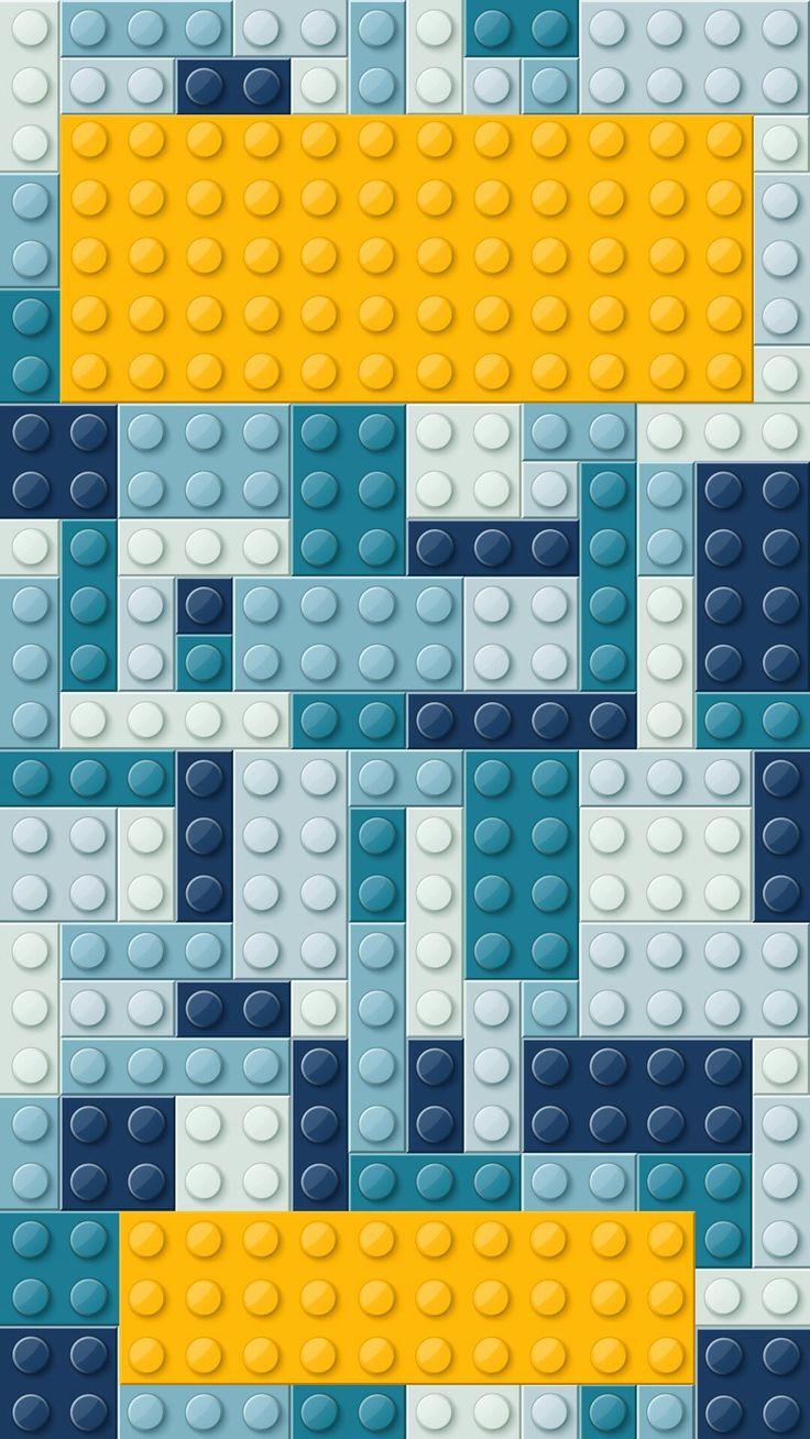 Lego lock screen
