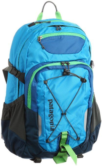 Amazon.com: Patagonia Chacabuco Pack Larimar Blue - Patagonia Laptop Backpacks: Clothing