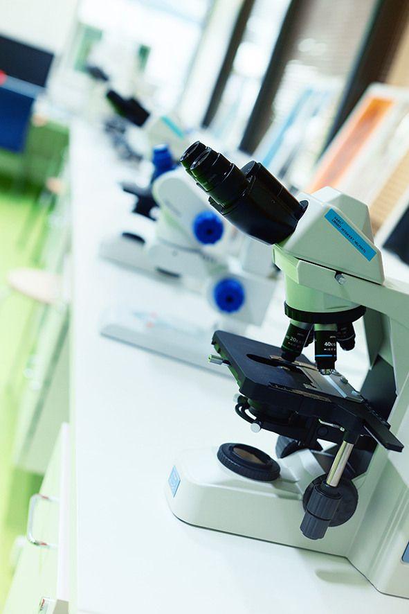 Laboratory at our main campus: I-building, Kuntokatu 3.  Photo: © Ville Salminen