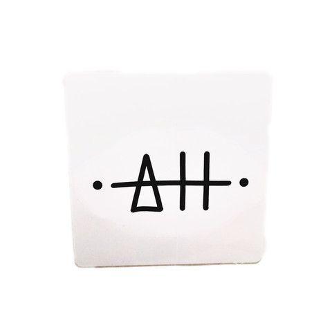 logo stickers www.ascotandhart.com
