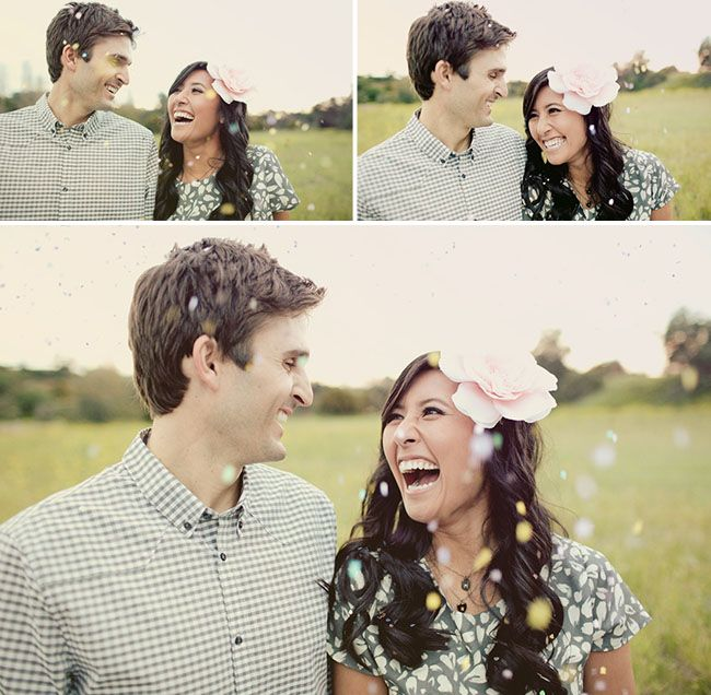 fun engagement photos/Brandon Kidd Photography