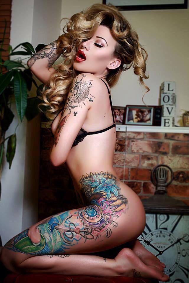 Becky captured erotic