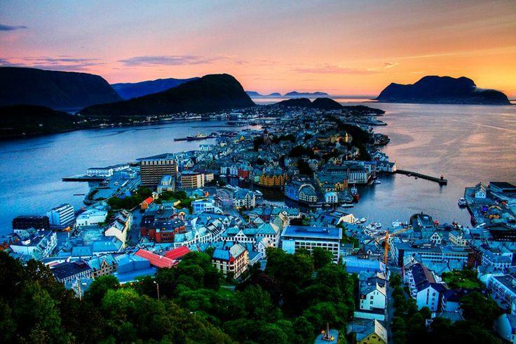 Ålesund , Norway