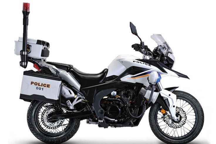 RX3 (ZS250GY-3) Police Version