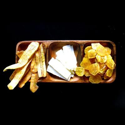 Receta | Chips de platano macho - canalcocina.es