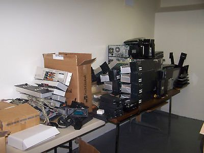 """Parts Lot of- ZETRON EQUIPMENT & HP COMPUTERS & 19""""ELO MONITORS -PICK UP ONLY!"""