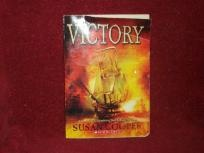 Victory by Susan Cooper; I buy books for my school shelf, and LOVED this one.  Cooper is known for her Dark is Rising series.  This tale touched my heart.